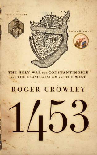 1453 The Holy War for Constantinople and the Clash of Islam and the West封面图片